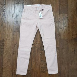 DEX Pink Orchid Super Skinny Ankle Jeans 31 NEW